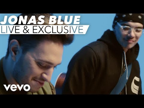 Download Jonas Blue - Mama - ft. William Singe (Live) - Stripped (Vevo UK LIFT)
