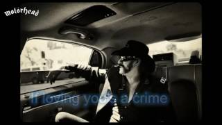 Motörhead   One More Fucking Time with lyrics