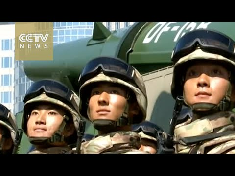 China's military restructures with five new Battle Zone Commands