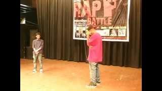 Rapping Machine-Rap battle in india