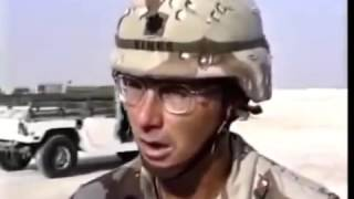 OPERATION DESERT STORM   The Persian Gulf War   Documentary Channel