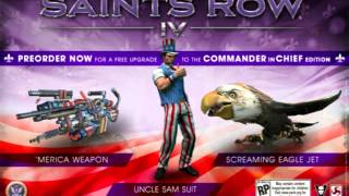 Saints Row IV Music - Hail To The Chief: Hip Hop Remix