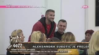 Zadruga 2 - Savo bira potrčke i omiljenu osobu - 19.11.2018.