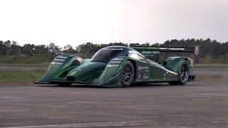 850hp Electric Racing Car: Driving the Drayson B12/69EV -- /CHRIS HARRIS ON CARS