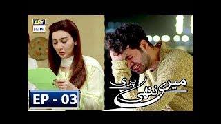 Meri Nanhi Pari Episode 3 - 19th February 2018 - ARY Digital Drama