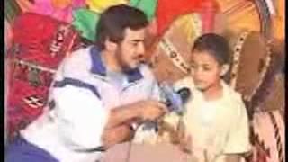 ثقة + هياط الطفل السعودي