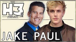 H3 Podcast #22 - Jake Paul & KTLA Reporter Chris Wolfe