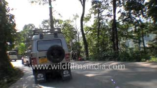 Driving from Melli to Siliguri Part 4