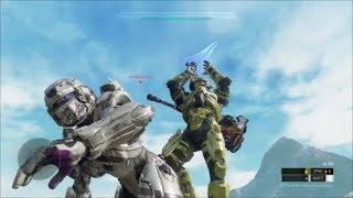 Halo 5 - Custom Assassinations Swap Glitch