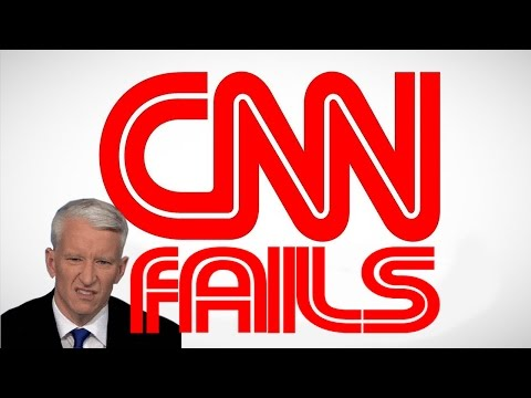 Top 20 CNN News Fails