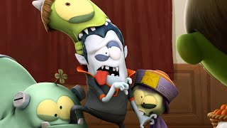 Funny Animated Cartoon   Zombie Invasion   스푸키즈   Videos For Kids   Kids Movies