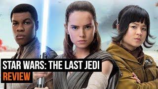 Star Wars: The Last Jedi Review - SPOILER FREE