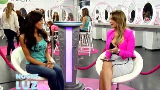 Francisca Lachapelle y Luz Garcia