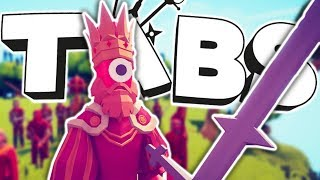 THE SUPER SECRET CYCLOPS KING   Totally Accurate Battle Simulator #4