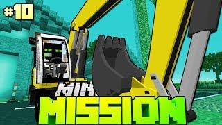 BAGGER FAHREN?! - Minecraft Mission [Deutsch/HD]