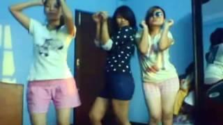 nepali girl dancing