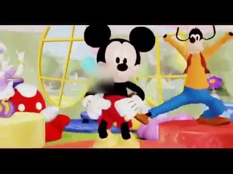 Mickey Mouse Clubhouse hot dog Dutch