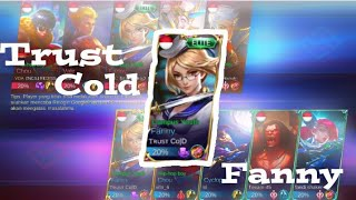 Trust Cold playing Fanny!! Amazing Skill!