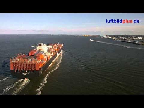 cuxhaven webcam.de Schiffe gucken in Cuxhaven
