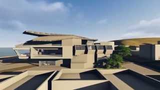 縱·岩 / 大葉大學空間設計系建築組16th 畢業作品
