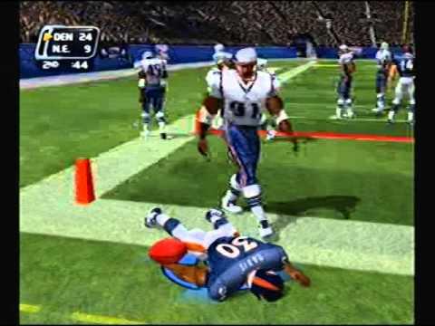 Xxx Mp4 NFL Blitz 2003 New England Patriots Denver Broncos 3gp Sex