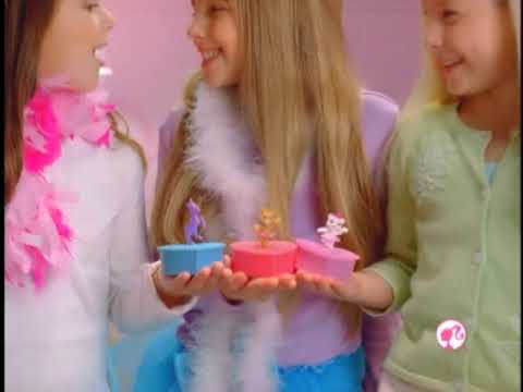 Barbie 12 Princesas
