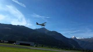 Skyper GT9 - take off at Air Epo Zell am See 2015
