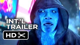 The Amazing Spider-Man 2 Official UK Trailer (2014) - Andrew Garfield Movie HD