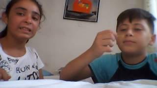 Kuzenim ile Cezalı taş kağıt makas oynadık