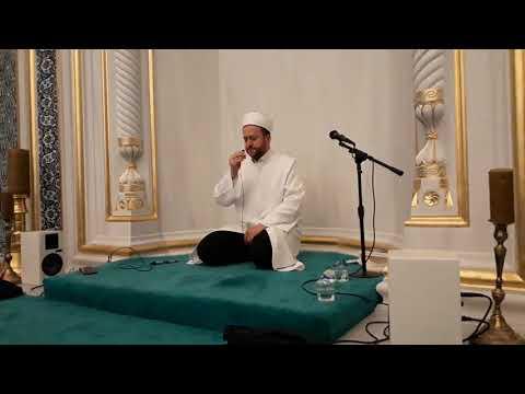 Mustafa Orhan Melike Hatun Camii 2018 Ramazan Amenerrasulü