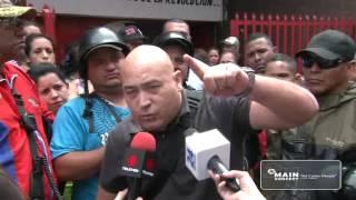 Lo que dijo José Miguel Odreman, líder colectivo 5 de Marzo antes de morir