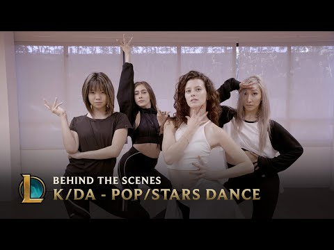 Xxx Mp4 K DA POP STARS Dance Behind The Scenes League Of Legends 3gp Sex