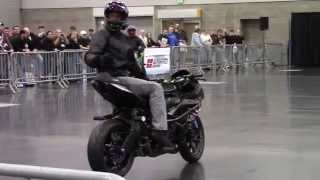 EXTREME motorcycle freestyle