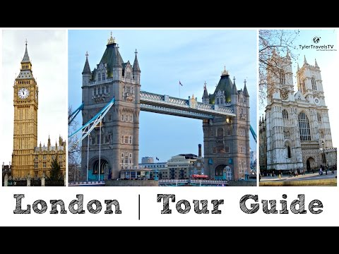 London Travel Guide & Overview 2016 HD 1080p
