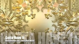 Gotta Have It (Instrumental) - Jay Z & Kanye West - Logic Studio 9