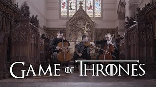 Game of Thrones - Violin Cello Cover Ember Trio