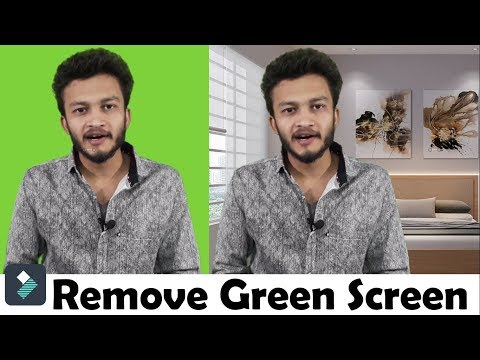 Xxx Mp4 HINDI How To Remove Green Screen With Wondershare Filmora Chroma Key In Filmora Part 2 3gp Sex