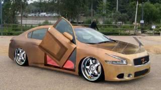 سيارات معدلة بالفوتوشوب 2012