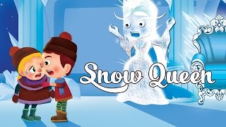The Snow Queen | Bedtime Story for Kids | Watch Cartoons Online English Subtitles