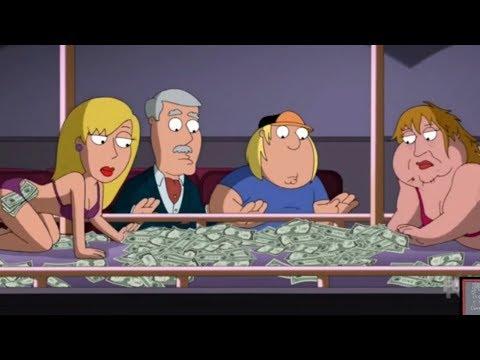 Xxx Mp4 Carter Takes Chris To His First Strip CIub Family Guy 3gp Sex