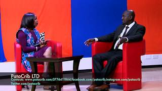 Patacrib LTD CEO's interview With KASS TV / Part 2