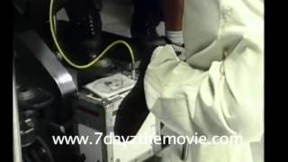 2Pac sur le tournage de Hit' Em Up [7Dayz - The Movie]
