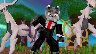 Minecraft: PIXELMON 5.0.1 - DOIS ARCEUS SHINY