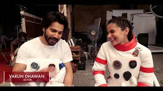 Making of Romeo & Juliet Ad - VarunAlia/ Dharma 2.0 | Adar Poonnawalla Clean City Initiative