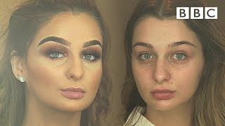 """When I put my makeup on I come alive more"" 