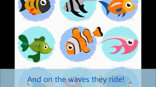 Fish in the Sea ( A poem for Muslim kids)
