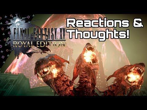 Xxx Mp4 ROYAL EDITION Reaction Thoughts FINAL FANTASY XV 3gp Sex