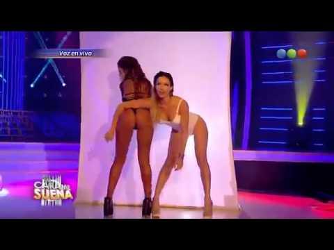 Florencia Peña y Rocio Guirao Diaz Sorprenden al jurado en tu cara me suena