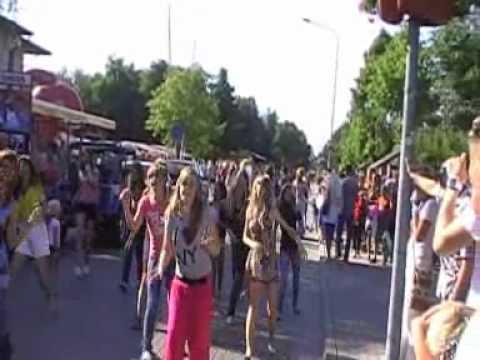 Xxx Mp4 Waka Waka Flash Mob Dance In Lithuania Šventoji July 3 2010 3gp Sex