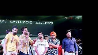 Top 5 live show of Mankirt Aulakh    Jatt da blood    Charda Siyaal    Latest Punjabi Songs 2016   